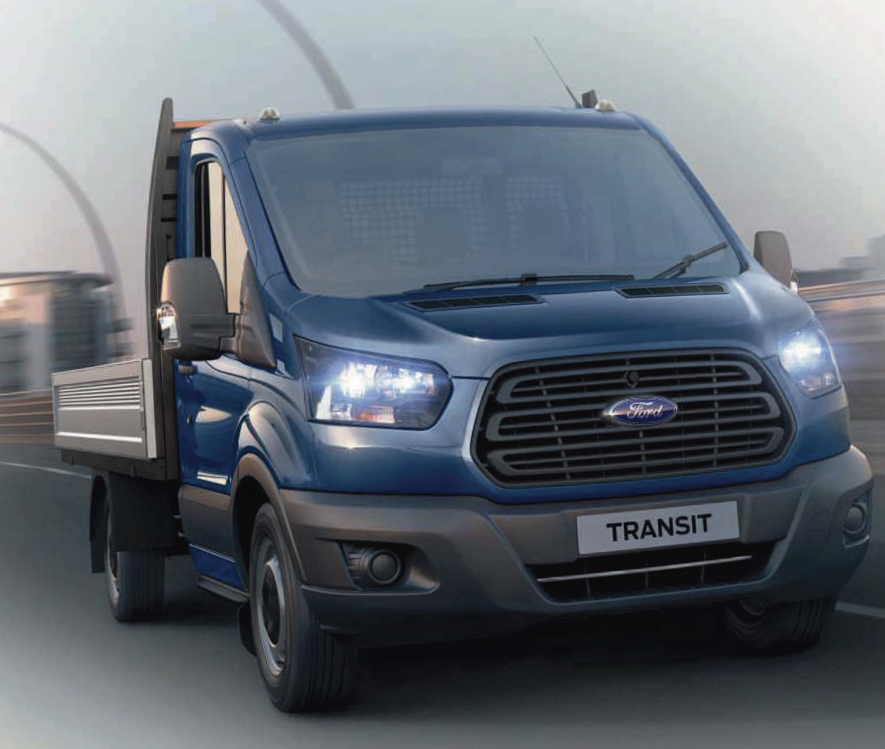 Ford Transit Tipper One Stop