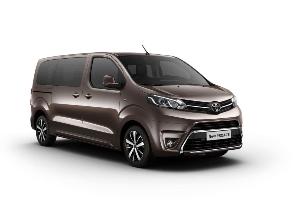 e0b32d8707 Toyota Proace - Swiss Vans