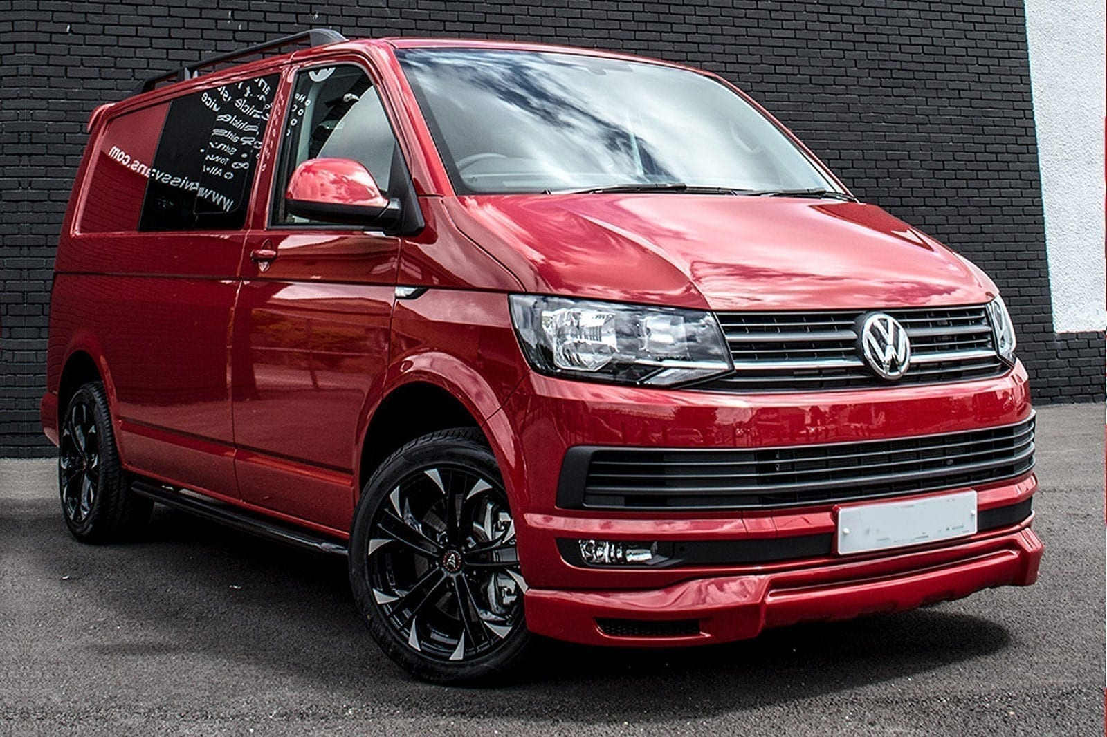 volkswagen transporter kombi wasp t32 204bhp highline. Black Bedroom Furniture Sets. Home Design Ideas