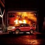 Ford Ranger lease exterior
