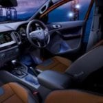 ford ranger lease interior