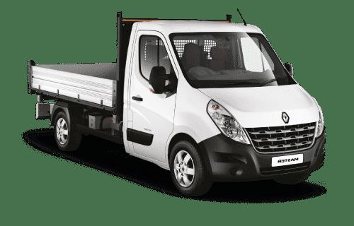 Renault Master Dropside