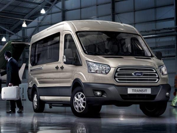 Ford Transit Minbus