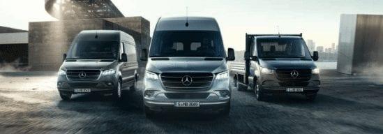 Mercedes Sprinter Luton van | Van leasing - Swiss Vans Ltd