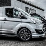 Ford Transit Crew Cab Lease