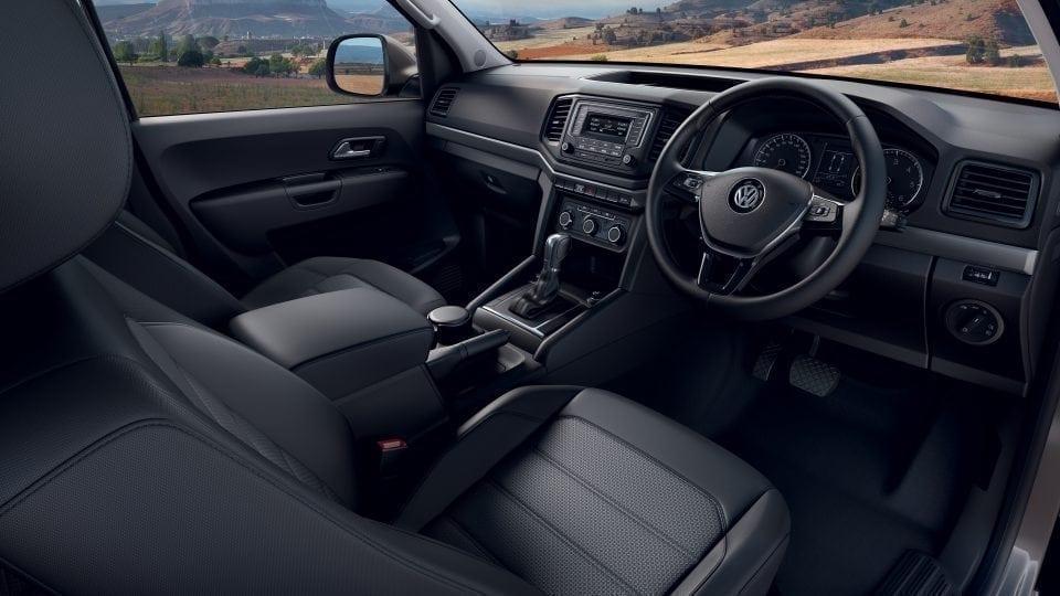VW AMAROK LEASE