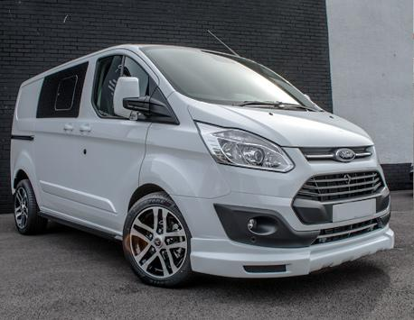 Ford Transit Custom Lease