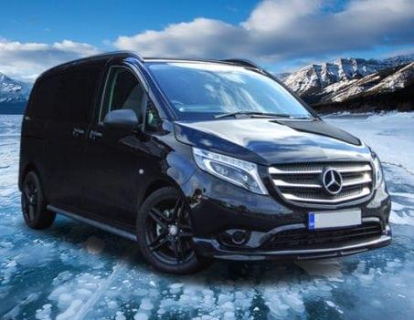 Mercedes Vito Sport Wasp Crew Van Van Leasing Swiss Vans Ltd