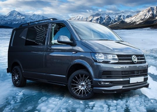 Vw Lease Deals >> VW Transporter Kombi WASP 150 DSG - Best value Volkswagen T6