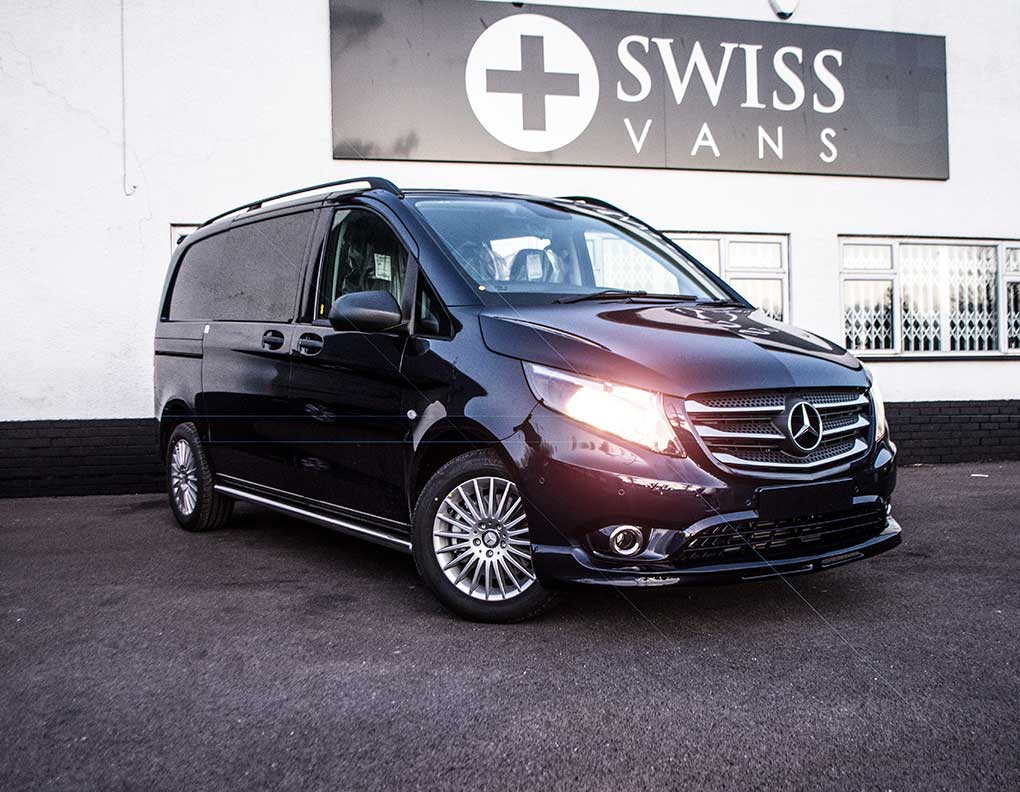 Cavansite Blue mercedes benz vito
