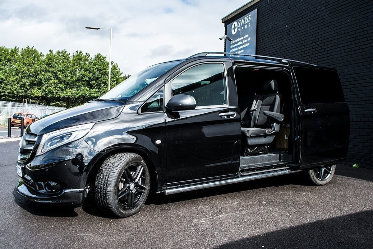 mercedes vito lease