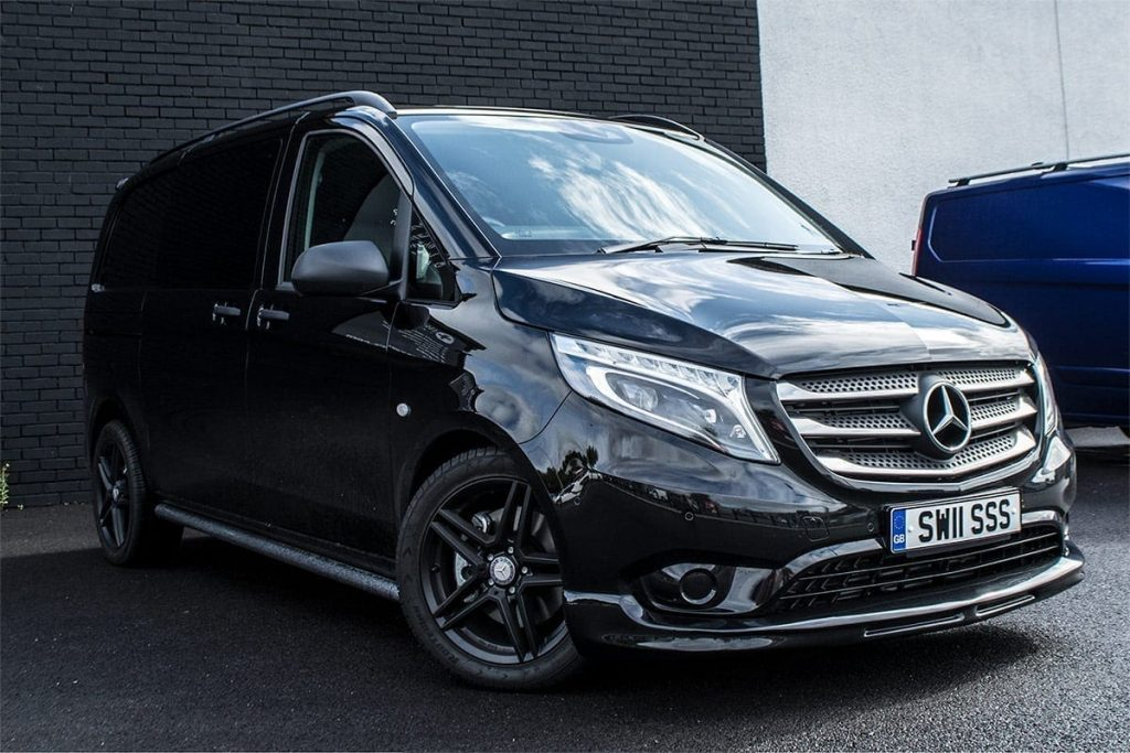 Mercedes Benz Vito Sport lease