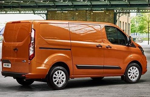 ford transit custom limited 170 van swiss vans ltd bridgend. Black Bedroom Furniture Sets. Home Design Ideas