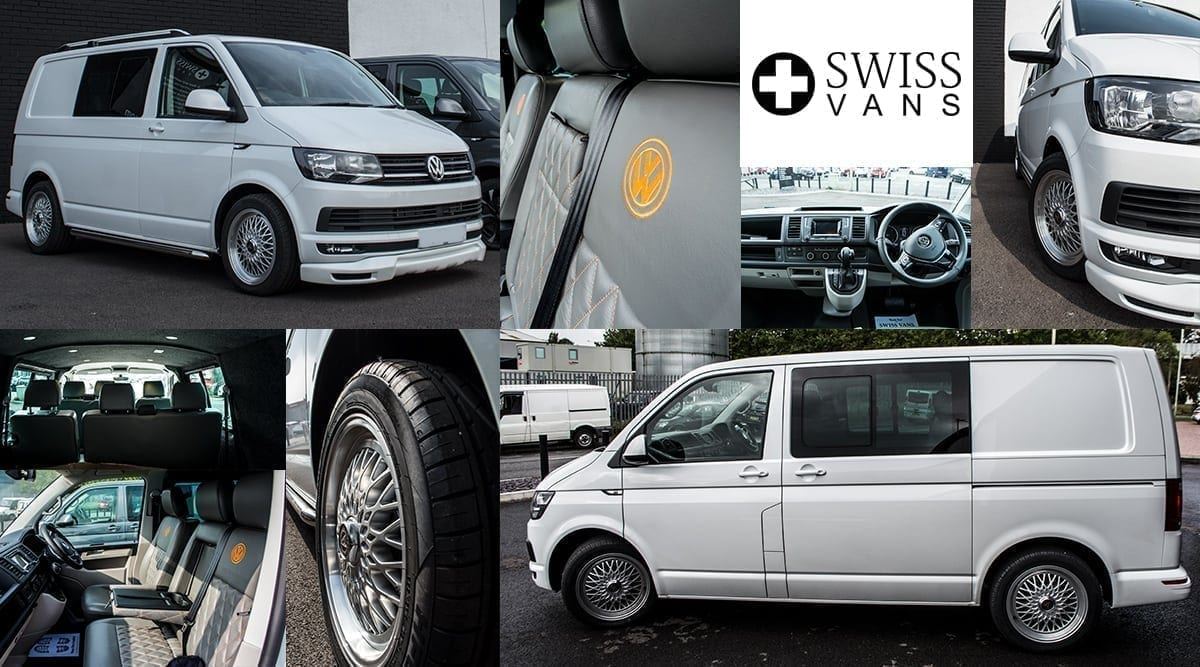'VW Transporter Hire Purchase