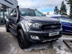 ford ranger wildtrak carbon