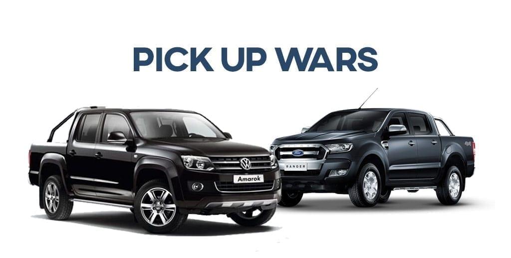 Pickup wars