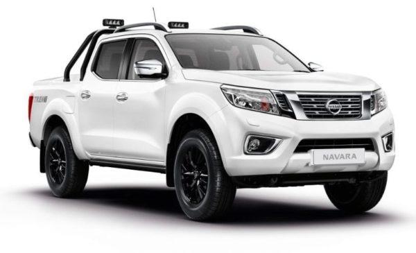 Nissan Navara Trek Automatic