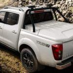 Nissan Navara Trek 1 Bed Cover
