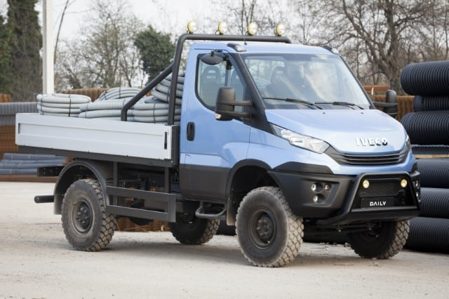 Iveco 4x4 Tipper For Sale - Ring Swiss Lease Cash Finance