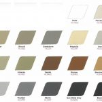 36 Leather Colour Choices