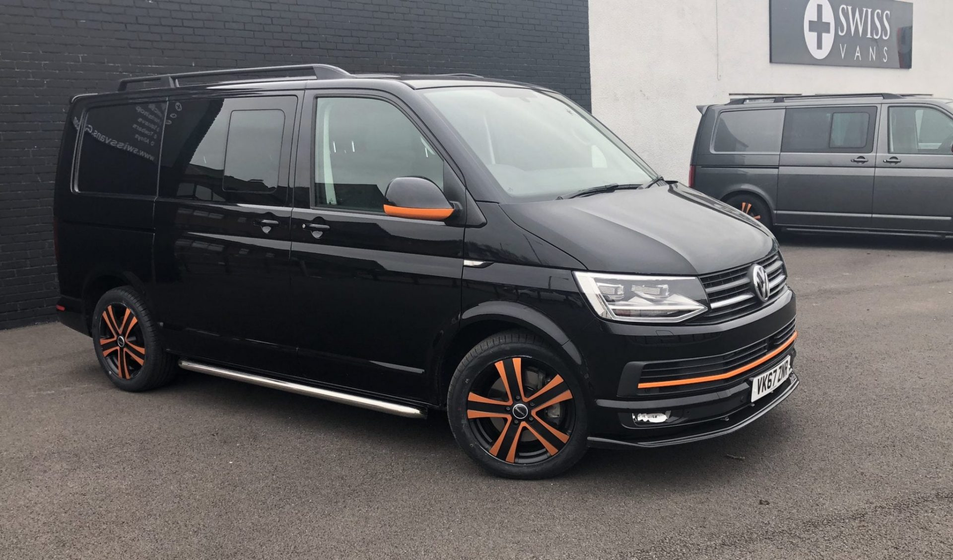 volkswagen transporter kombi sport swiss vans. Black Bedroom Furniture Sets. Home Design Ideas