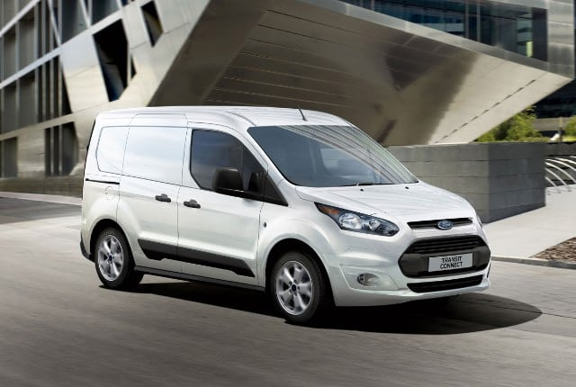 ford transit connect petrol