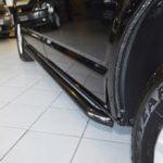 VW Transporter Black Sidebars