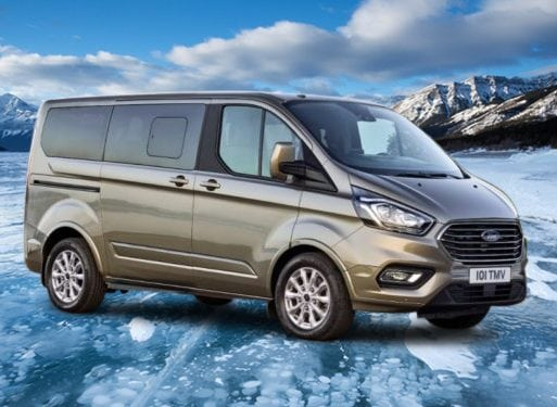 ford tourneo custom titanium x van leasing swiss vans. Black Bedroom Furniture Sets. Home Design Ideas