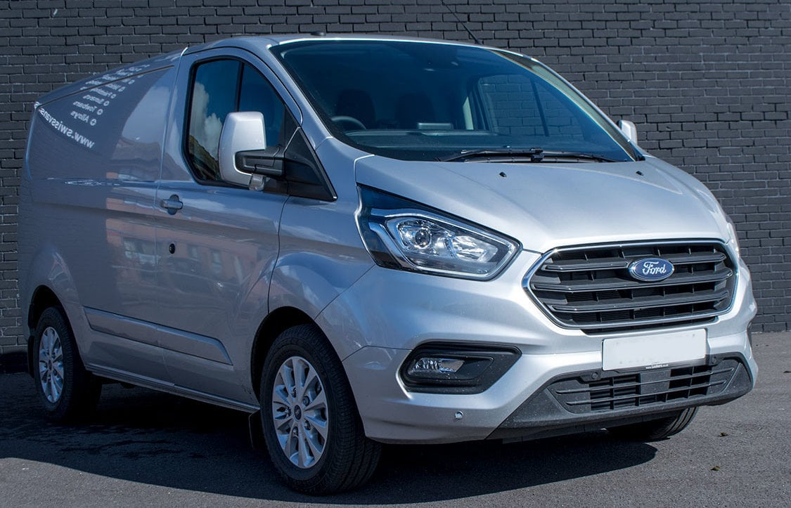 Toyota Finance Deals >> New Shape Ford Transit Custom - Best UK Stock available call now