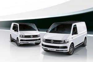 VW Transporter Edition