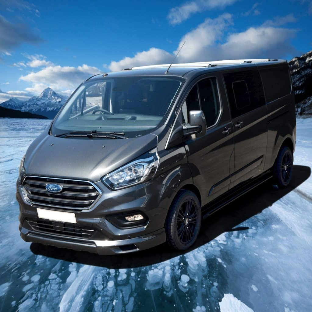 Ford Transit Custom WASP Lease