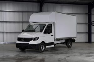 New VW Crafter Luton
